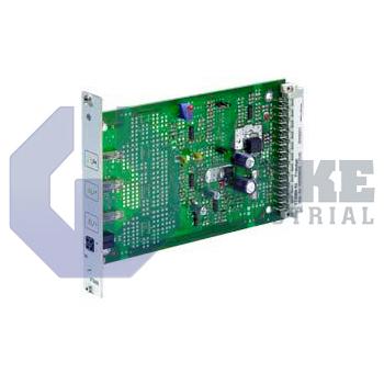VT 2000-50   Rexroth, Bosch, Indramat VT-2000 proportional amplifier Series   Image