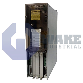 DDS02.1-F200-D | Rexroth, Bosch, Indramat DDS Drive Series | Image