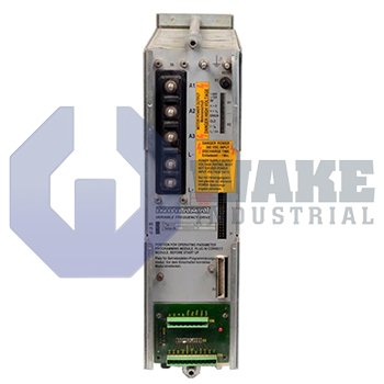 KDF1.1-150-300-W1-115   Rexroth, Bosch, Indramat KDF Variable Frequency Drive Series   Image