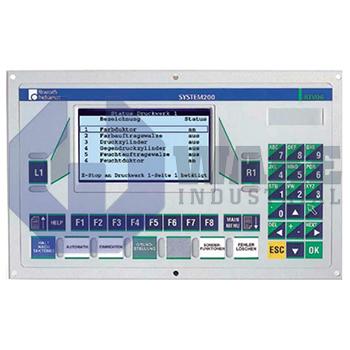 BTV06.1HN-RS-FW | Bosch Rexroth Indramat BTV06 Miniature Control Panel Series | Image