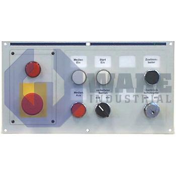 BTA15.1-NC-DE-BS | Bosch Rexroth Indramat BTA15 Machine Control Board Series | Image