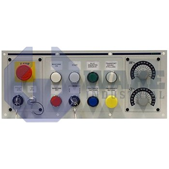 BTA20.4-NG-TP-VB-BS | Bosch Rexroth Indramat BTA20 Machine Control Board Series | Image