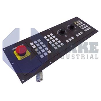 BTM03.1-NA-BA-VA-TA-BA-BA-2FF-FW   Bosch Rexroth Indramat BTM03 Machine Operator Panel Series   Imag