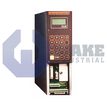 CLM 01.3-M-0-1-0 | Bosch Rexroth Indramat CLM Axis Positioning Control Series | Image