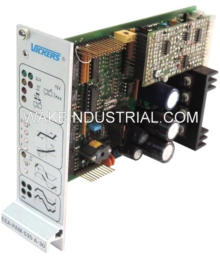 EEA-PAM-535-A-30 | EEA-PAM-5**-A-30-series Vickers Power Amplifier Card Series | Image