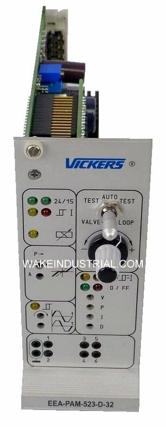EEA-PAM-581-D-32 | EEA-PAM-5**-D-32 Vickers Power Amplifier with PID Module Series | Image
