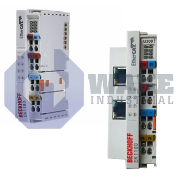 EK1xxx EtherCAT Coupler Series