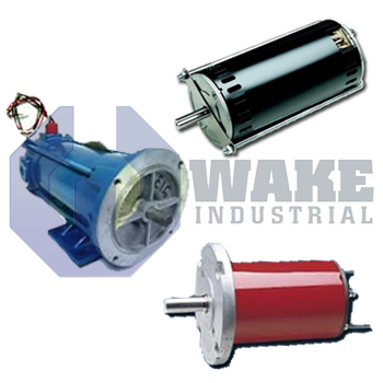 SR and SRF Permanent Magnet DC Motor Series